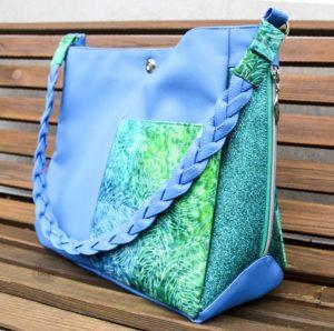 Flechtträger für Taschen