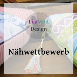 LilaMint Design – Nähwettbewerb